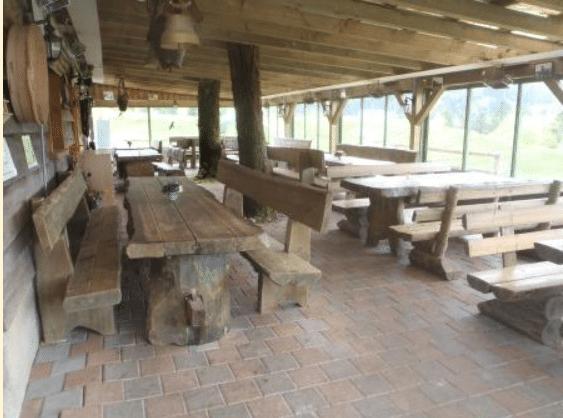 buvette tables